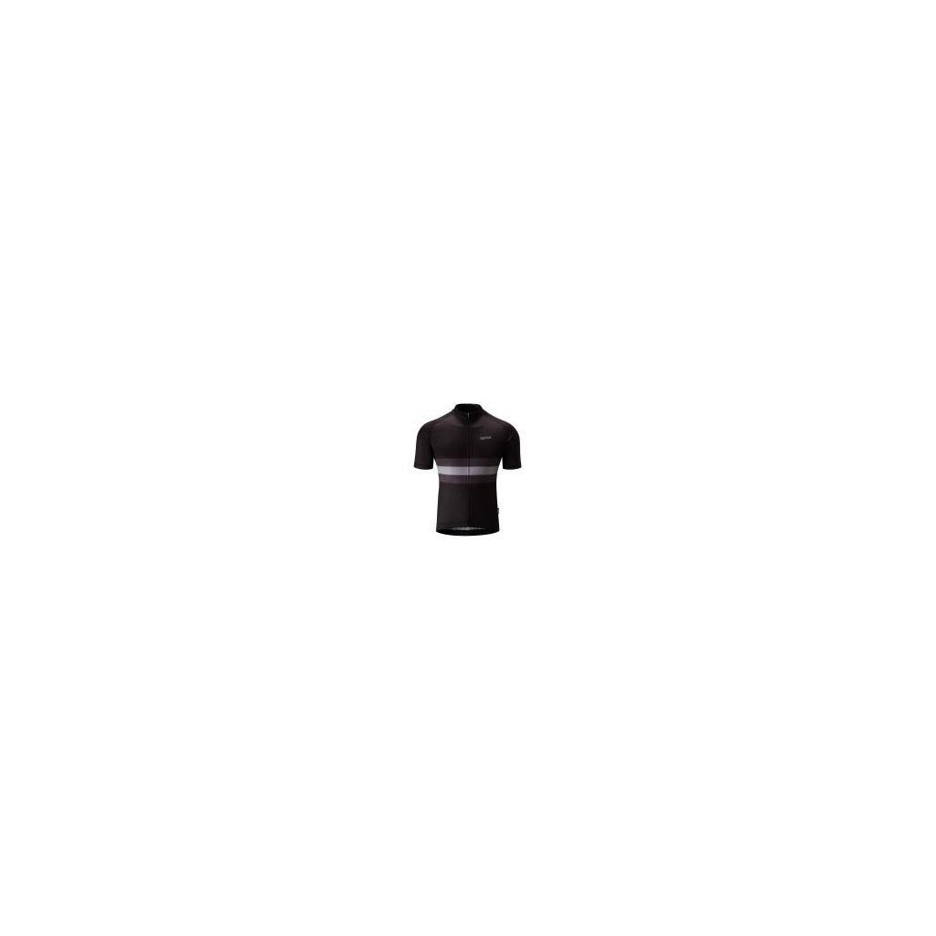 prix de la rue modèle unique fournir beaucoup de Chapeau! Mens Tempo Hoop Stripe Jersey Black Small