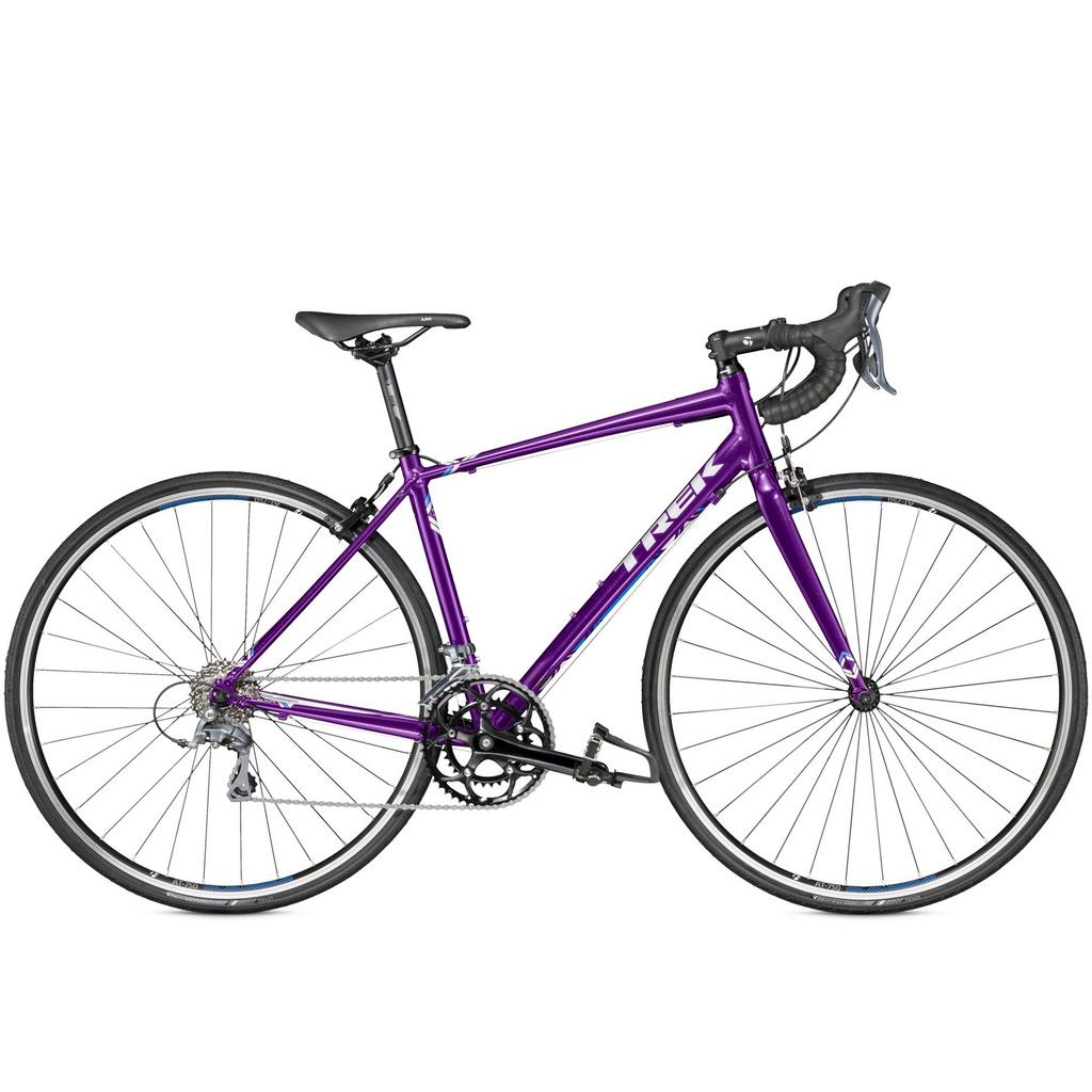 Trek Lexa Women\'s Purple Lotus 47cm - Evolution Bikes