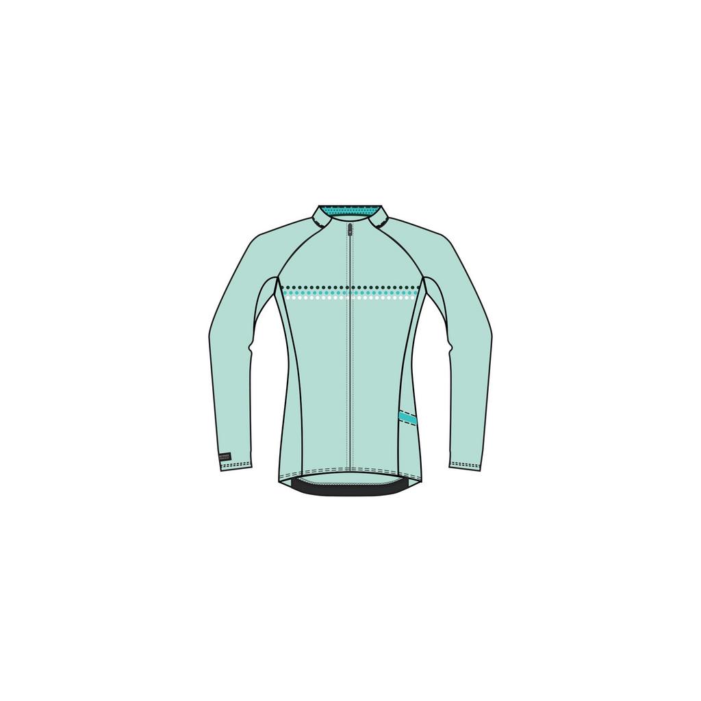 9a9793daf Bontrager Circuit Women s Long Sleeve Cycling Jersey