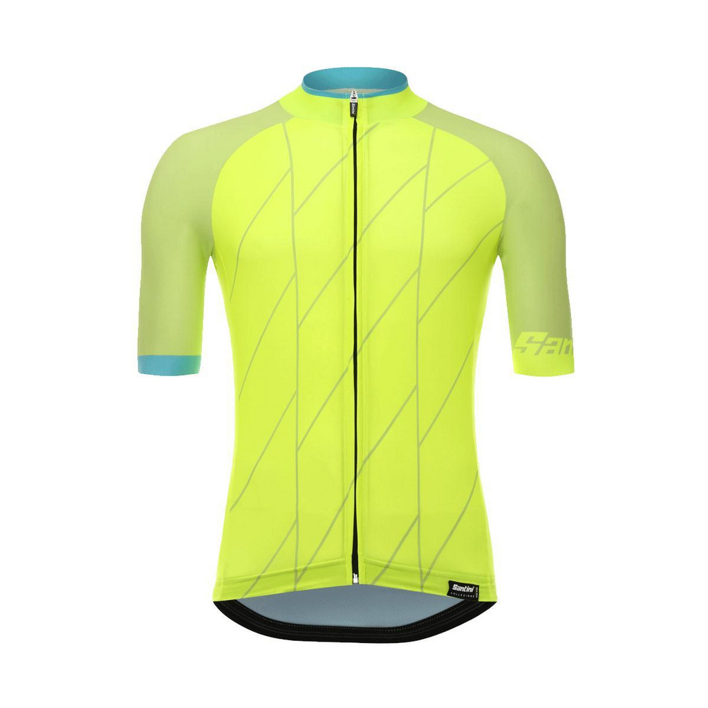 SANTINI ACE SHORT SLEEVE JERSEY - Corley Cycles 8106d0d47