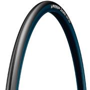 Michelin Dynamic Sport Tyre (Wire Bead) 700 x 28c White (28-622) - Blue