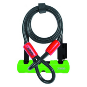 Abus Ultra 410 Mini D-Lock Cable - No Colour