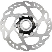Shimano Rotor Smrt66 6 Bolt 203Mm - Silver/blk