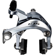 BR-5800 105 brake callipers, 49 mm drop - Silver