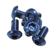 Ashima Rotor Bolts - Steel - Black