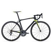 TCR Advanced Pro 1 M Carbon - Black