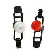 Cateye Loop 2 Front/Rear Set Rc Rechargeable - No Colour