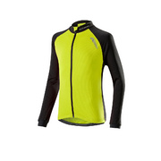 Altura Children'S Sprint Long Sleeve Jersey - Yellow