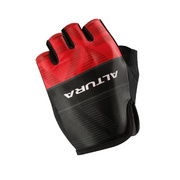 ALTURA TEAM MITTS 2018: BLACK S - Red
