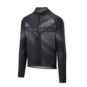 ALTURA TEAM LONG SLEEVE JERSEY - Black