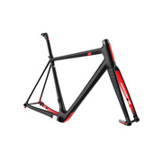 ARGON 18 GALLIUM PRO RIM FRAMESET 2019 2019: BLACK/GREY MATTE XXS - Black/grey Matte