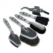 Muc-Off 5 Brush Set - No Colour