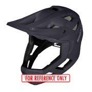 Endura Endura MT500 Full Face Helmet: ForestGreen - M-L - Red