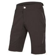 Endura Endura SingleTrack Lite Short II: Navy - XL - Grey
