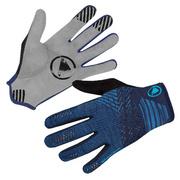 Endura SingleTrack LiteKnit Glove - Blue
