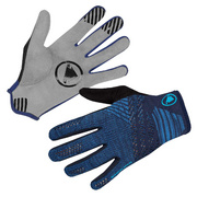 Endura SingleTrack LiteKnit Glove - Blue