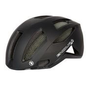 Endura Endura Pro SL Helmet: HiVizBlue - M-L - Black