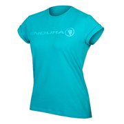 Endura Women's One Clan Light T - Pacificblue