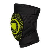 Endura SingleTrack Knee Protector II - White