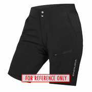 Endura Women's Hummvee Lite Short with Liner - Pacificblue