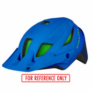 Endura MT500JR Youth Helmet - Azureblue