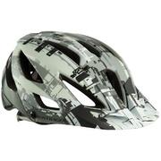 Bontrager Lithos Bike Helmet - Grey