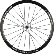 Bontrager Aeolus 3 D3 Tubular Road Wheel - White