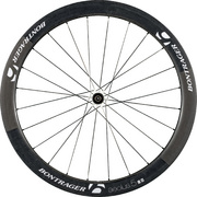 Bontrager Aeolus 5 D3 Tubular Road Wheel - White