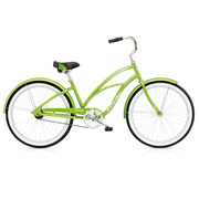 Electra Cruiser Lux 1 Ladies' - Green