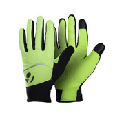 Bontrager Sonic Windshell Women's Glove - Yellow