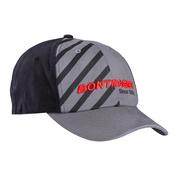 Bontrager Stripe Cap - Black;grey