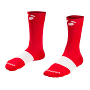 "Bontrager Race 5"" Cycling Sock - Red"
