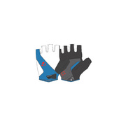 Bontrager Race Gel Cycling Glove - White;blue