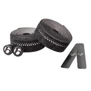 Bontrager Velvetack Visibility Handlebar Tape - Black