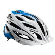 Casco Specter XR MTB Bike Bontrager - White;blue