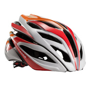 Bontrager Specter - White;red;orange