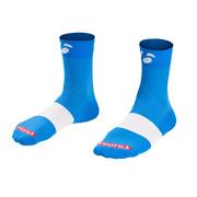 "Bontrager Race 2.5"" Cycling Sock - Blue"