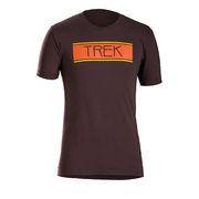 Bontrager Trek Vintage 76 T-Shirt - Brown