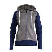 Bontrager Premium Full Zip Women's Hoodie - Grey