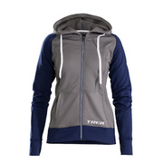 Bontrager Premium Full Zip Women's Hoodie - Grey