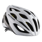 Casco Starvos MIPS Road Bike Bontrager - White;silver