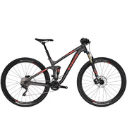 Trek Fuel EX 8 29 - Black;red