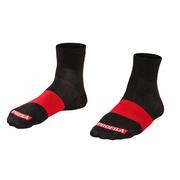 "Bontrager Race 1"" Cycling Sock - Black"