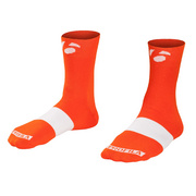 "Bontrager Race 2.5"" Cycling Sock - Orange"