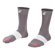 "Bontrager Race 5"" Cycling Sock - Grey"
