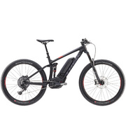Trek Powerfly 9 FS Plus - Black;red