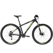 Trek X-Caliber 9 - Black;green
