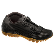 Bontrager Rhythm Mountain Shoe - Black;green