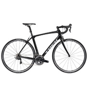 Trek Domane SLR 8 - Black;silver
