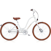 Electra Townie Balloon 3i EQ Ladies' - White